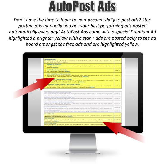 AutoPost Ads